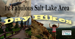 Salt Lake Day Hikes 289