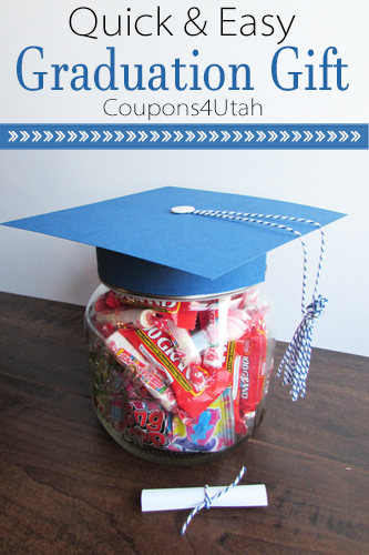 Easy and Quick Graduation Gift - Coupons4Utah